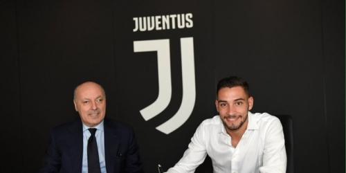 (OFICIAL) De Sciglio, nuevo jugador de la Juventus