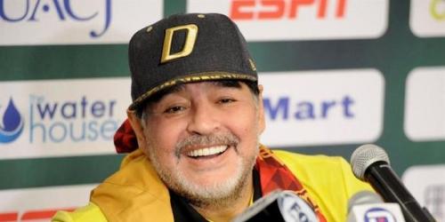 (OFICIAL) Diego Armando Maradona multado en México tras su fracaso