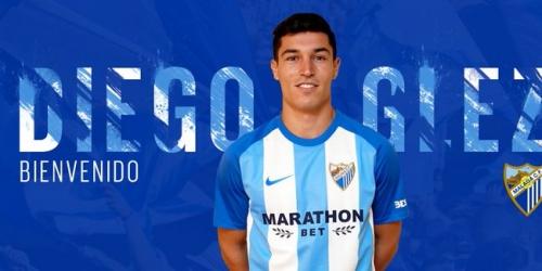 (OFICIAL) Diego Gonzales firma por el Malaga