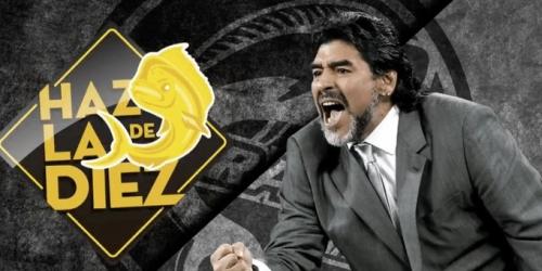 (OFICIAL) Diego Maradona dirigirá en México