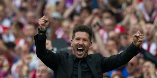 (OFICIAL) Diego Pablo Simeone renovó con el Atlético de Madrid hasta 2020
