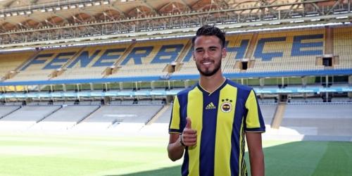 (OFICIAL) Diego Reyes jugará en el fútbol turco