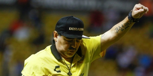 (OFICIAL) Dorados apuesta a la continuidad de Maradona