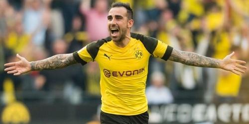 (OFICIAL) Dortmund hace efectivo su opción de compra con Alcácer