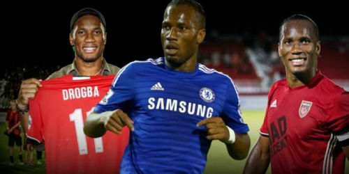 (OFICIAL) Drogba anunció que se retirará del fútbol profesional en el 2018