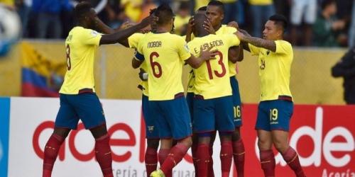 (OFICIAL) Ecuador presentó su lista de convocados para el cierre de eliminatorias