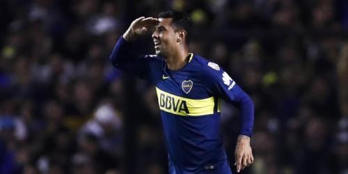 (OFICIAL) Edwin Cardona sale de Boca y tiene nuevo equipo