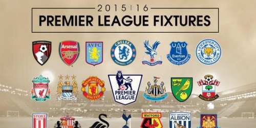 Premier League, sorteado el calendario 2015/2016