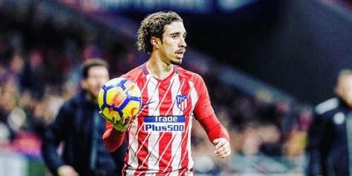(OFICIAL) El Atlético de Madrid renueva el contrato de Sime Vrsaljko hasta el 2022