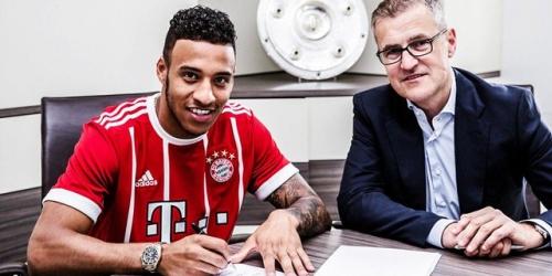 (OFICIAL) El Bayern fichó al mediocampista francés: 40 millones al Lyon