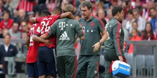 (OFICIAL) El Bayern pierde a dos jugadores para su debut en Champions