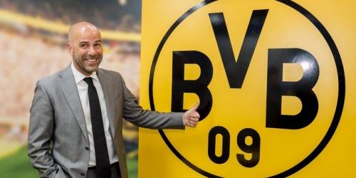 (OFICIAL) El Borussia Dortmund anunció a su nuevo DT