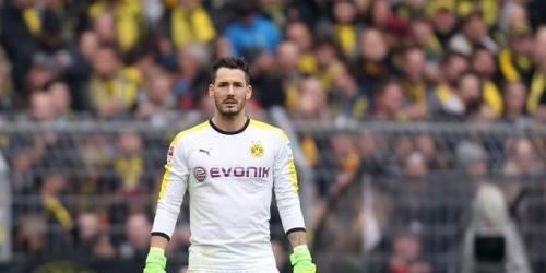 (OFICIAL) El Borussia Dortmund renueva a Roman Bürki hasta 2021