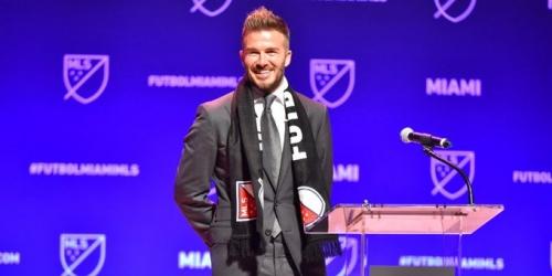 (OFICIAL) El equipo de Beckham ya tiene nombre