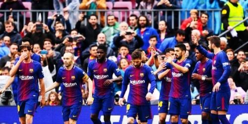 (OFICIAL) El FC Barcelona consigue el récord de imbatibilidad en la Liga
