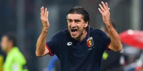 (OFICIAL) El Genoa destituye a Ivan Juric