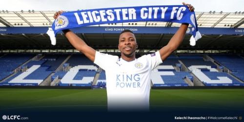 (OFICIAL) El Manchester City traspasa a Kelechi Iheanacho al Leicester City