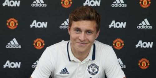 (OFICIAL) El Manchester United anunció un nuevo fichaje en defensa