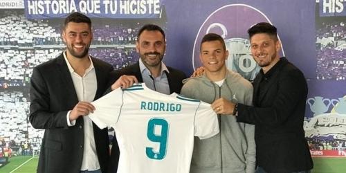 (OFICIAL) El Real Madrid oficializa el fichaje de Rodrigo