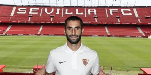 (OFICIAL) El Sevilla contrata a un refuerzo francés