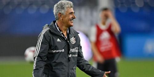 """(OFICIAL) El """"TUCA"""" Ferretti dio su lista renovada de convocados para México"""