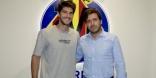 (OFICIAL) El Villarreal anuncia el fichaje de Melero