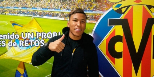(OFICIAL) El Villarreal incorpora a Roger Martínez