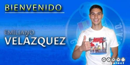 (OFICIAL) Emiliano Velásquez regresa al Getafe
