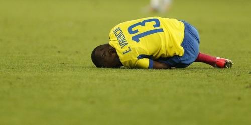 (OFICIAL) Enner Valencia se perderá el crucial partido de Ecuador vs. Chile