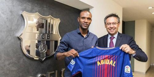 (OFICIAL) Eric Abidal vuelve al Barcelona