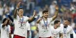 (OFICIAL) España, el Barcelona fichó al mediocampista campeón de Europa