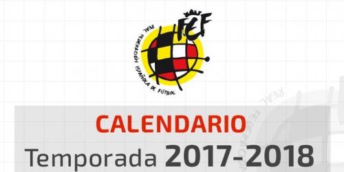 (OFICIAL) España, el Calendario Oficial de LaLiga Santander 2017/2018