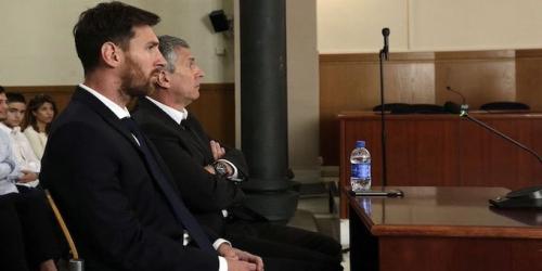 (OFICIAL) España, Messi fue condenado a 21 meses de cárcel