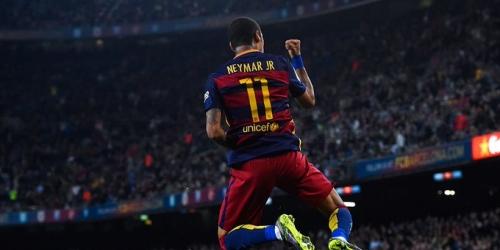 (OFICIAL) España, Neymar decidió su futuro y firmó un contrato hasta el 2021