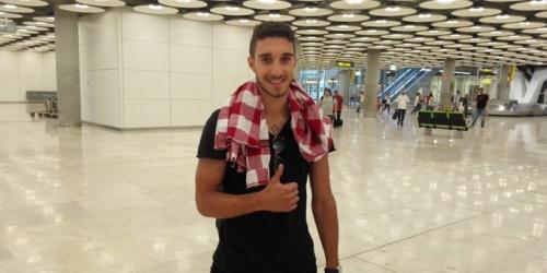 (OFICIAL) España, un nuevo refuerzo para el Atlético de Madrid de Simeone