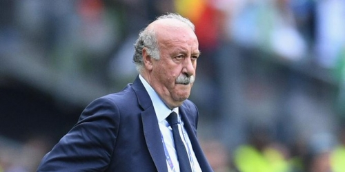 (OFICIAL) España, Vicente del Bosque ya no seguirá como seleccionador nacional
