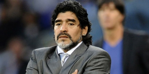 (OFICIAL) Estados Unidos le niega la Visa a Diego Maradona por insultar a Trump