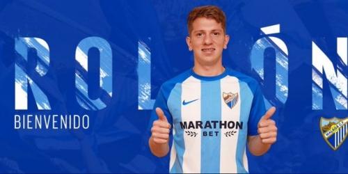 (OFICIAL) Esteban Rolón firma por el Málaga