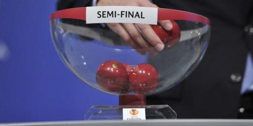 (OFICIAL) Europa League, terminó el sorteo y así se jugarán las semifinales