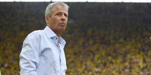 (OFICIAL) Favre, nuevo entrenador del Borussia Dortmund
