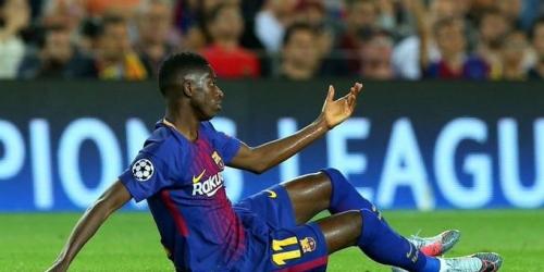 (OFICIAL) FC Barcelona no quiere que Dembélé se convierta en un jugador de cristal