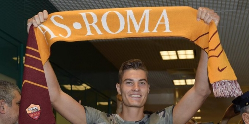 (OFICIAL) Finalmente Patrik Schick jugará en la Roma