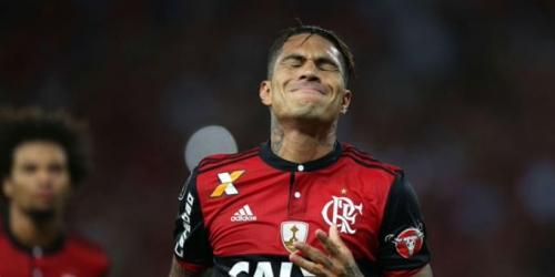 (OFICIAL) Flamengo revoca el contrato de Guerrero