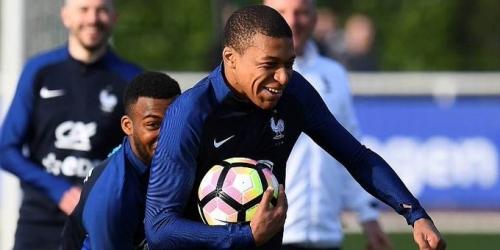 (OFICIAL) Francia muestra la lista preselectiva para el Mundial Rusia 2018