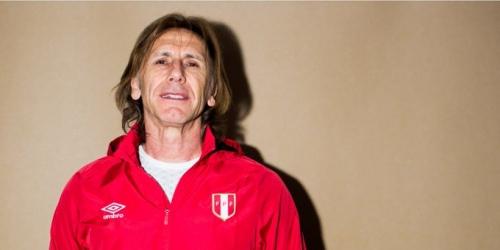 (OFICIAL) Gareca seguirá al mando de Perú hasta el 2022