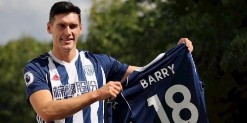 (OFICIAL) Gareth Barry, nuevo jugador del West Bromwich