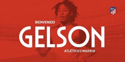 (OFICIAL) Gelson Martins, nuevo refuerzo colchonero