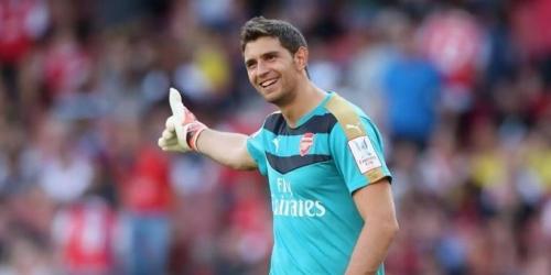 (OFICIAL) Getafe, acuerdo de cesión con el Arsenal por Emiliano Martínez