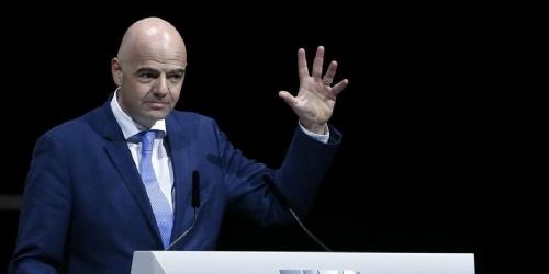 (OFICIAL) Gianni Infantino fue elegido como nuevo presidente de la FIFA