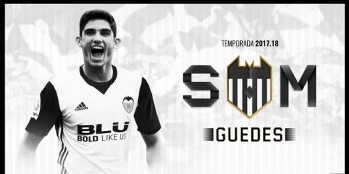 (OFICIAL) Gonçalo Guedes, nuevo refuerzo del Valencia
